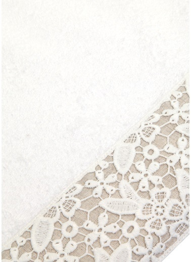 Beymen Home Havlu Beyaz
